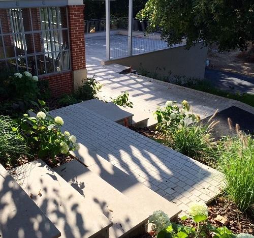 Création d'un jardin pour particulier – Caluire (69)